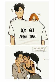 Shadowhunters. That I funny in so many ways.