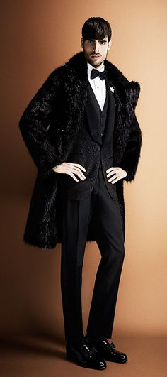 Tom Ford menswear: Autumn/Fall 2013