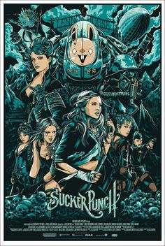 Poster do filme Suckerpunch