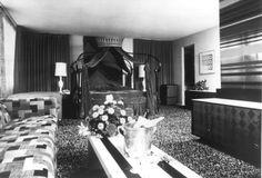 Bridal Suite at the original Diplomat