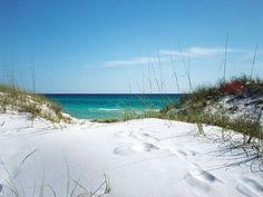 beach in Destin FL