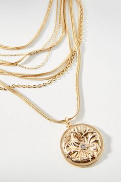 b75c1685718 32 Best Gold Pendant / French Girl Style images | French girl style ...