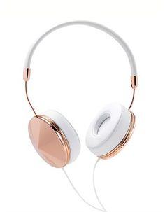 Rose Gold Taylor Headphones Frends