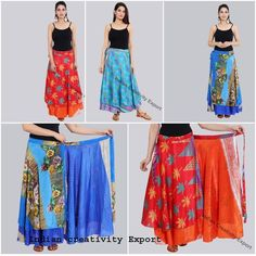 Skirts #SilkSkirt #WomenSkirt #wrapskirt #wraparoundskirt #midiskirt #handmadeskirt #indianskirt #printedskirt #girlsskirt #SilkSkirtLot #IndianSilkSkirts #BohoSkirts #womenskirts #HippieSkirts #SummerSkirts #MaxiSkirts #MultiColour #BeautifulDesign #WholesaleLot #ClothingSkirts #FloralSkirt #MandalaSkirt #DesignerSkirt #EthnicSkirt #BeachCoverUpSkirt #Newdesignskirt #reversibleskirts #Partywearskirt #casualskirt #Silkfabricskirts #VintageSilkSkirt #BohemianWomen #DoubleLayer #LongSkirt Hippie Skirts, Bohemian Skirt, Boho Skirts, Wrap Skirts, Gypsy Skirt, Hippie Boho, Beach Cover Up Skirt, Long Silk Skirt, Indian Skirt