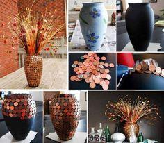 Penny-vase