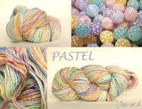 /album/fotogaleria-pastel-vlna-merino-a-hodvab-mulberry/handspun-vlna-merino-hodvab-pastel-vlna-art-sk-1-jpg1/ Stella Art, Album, Pastel, Cake, Crayon Art, Card Book, Melting Crayons