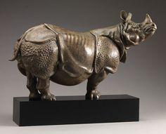 Indian Rhino - Nick Bibby