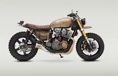 Classified Moto builds 2 Daryl Dixon Motorcycle that I am sure you have seen on the AMC series The Walking Dead ridden by Norman Reedus.