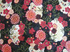 Tissu japonais pour Kimono