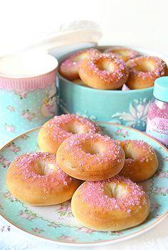 Ciambelline dolci di pan brioche sofficissime