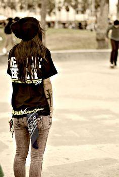 Skater Girl Style Tumblr