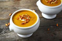 Cinnamon Pumpkin Soup Recipe on Yummly. @yummly #recipe