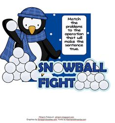 Choose the Operation Snowball Fight -- Freebie