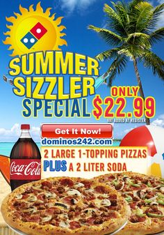 Summer Sizzler Special - Only $22.99! #summer #sizzler #special