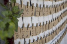 Love this placecard idea for boho wedding reception! Chic Wedding, Rustic Wedding, Wedding Reception, Dream Wedding, Wedding Day, Wedding Stuff, Wedding Seating, Wedding Pins, Wedding Wishes