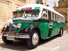 Classic Malta Bus. Brings back many good memories!