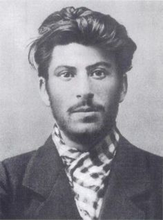 A young Joseph Stalin (!!!!)