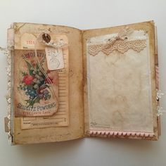 Shabby journal