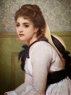 George Dunlop Leslie (1835-1921) - British Genre Painter