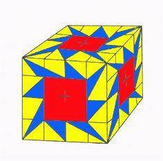 Regeling Origami - Modular origami (kubus van de draaitafels)final