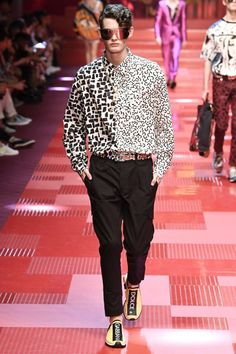 Dolce & Gabbana Spring-Summer 2018 - Milan Fashion Week