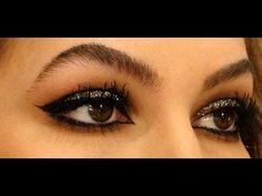 Fique Mais Linda: Maquiagem prata para a noite por Alice Salazar Saiba Mais em http://dicasdemaquiagem.vlog.br/maquiagem-prata-para-a-noite-por-alice-salazar/