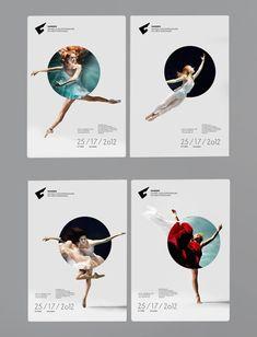 10 Stunning Poster & Magazine Layouts that use Photography - 10 Stunning Poster & Magazine Layouts that use Photography indesign photography layout inspiration dance branding programme dansem officina Layout Design, Design De Configuration, Web Design, Font Design, Grid Design, Type Design, Flyer Design, Graphic Design Posters, Typography Design