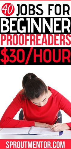 Are you looking for a proofreading jobs that will help you to make money online during your spare time? Here are 40 proofreading jobs hiring now! Online Work From Home, Work From Home Tips, Make Money From Home, Make Money Online, How To Make Money, Self Employed Jobs, Freelance Writing Jobs, Legitimate Work From Home, Proofreader