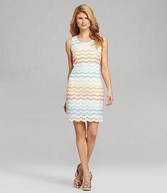 Antonio Melani Tyne Embroidered Dress #Dillards ... great for ...
