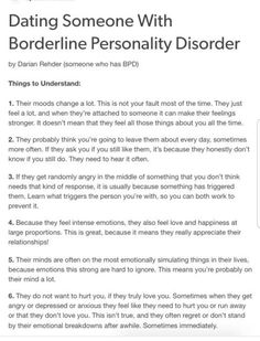 Dating someone with bipolar disorder tips for spouses