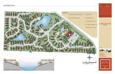 """""""Lake House"""" Resort Master Plan completed for this project at Lake Texoma, TX (north of Dallas)"""