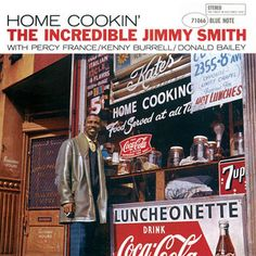 Jimmy Smith 'Home Cookin''
