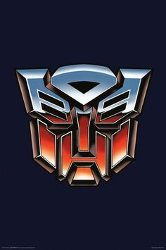 Transformers Autobot Logo Poster at AllPosters.com