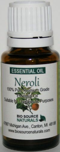 Neroli Essential Oil, aromatherapy for depression & insomnia, is also very effective against nervous exhaustion.
