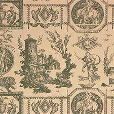P990016.3 Lj Lj Diane Chasseresse Wallpaper Green by Lee Jofa Our Price: $62.44
