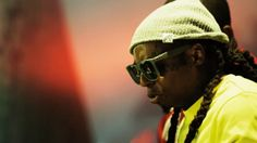 d3b649cee5940 Neff knitted hat and CRAP sunglasses worn by Lil Wayne in LOOK AT ME NOW by  Chris Brown (2011)  neff  crapeyewear