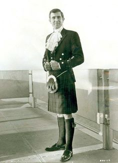 "George Lazenby kilt | George Lazenby (1969) Lazenby appeared in just one movie, ""On Her ..."