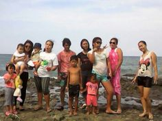 Share pic at the beach.pinas.fam..