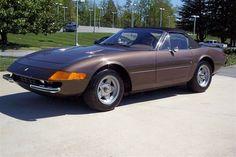 1973 Ferrari Daytona Spider