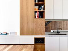 Wellard Architects - kitchen cupboard detail