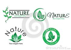 Vector-logo-nature-3 - Download From Over 62 Million High Quality Stock Photos, Images, Vectors. Sign up for FREE today. Image: 95601642