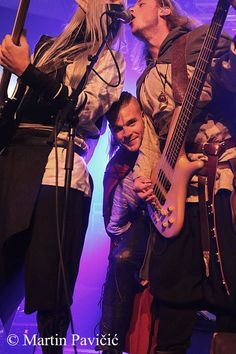 Twilight Force ⚫ Photo by Martin Pavičić ⚫ Huskvarna 2016 ⚫ #TwilightForce #music #metal #concert #gig #musician #Chrileon #Aerendir #Born #singer #vocalist #frontman #guitarist #guitar #ninja #mask #armour #armor #bracers #tattoo #beard #playing #coat #earrings #leather #bass #bassist #blond #longhair #show #photo #fantasy #magic #cosplay #larp #man #onstage #live #show #celebrity #band #artist #performing #Sweden #Swedish #Huskvarna #FolketsPark