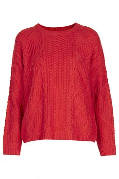 15 Thick-Knit Sweaters Perfect For Layering
