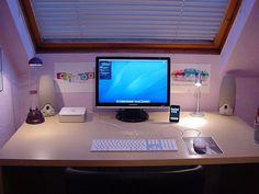 Inspiring Workstations of Mac Users