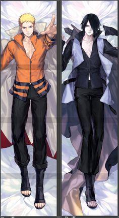 *Q* OMG. Naruto is very hot. Hahahaha <<< Don't forget about Sasuke…