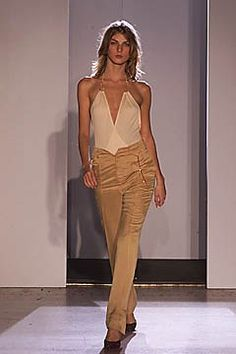 Daryl K Spring 2001 Ready-to-Wear Collection Photos - Vogue