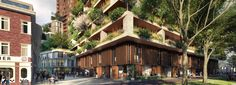 stefano boeri to bring vertical forest tower to utrecht's new urban district