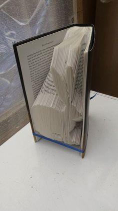 Rabbit Bunny **Pattern**  PDF Book Folding Origami free instructions/ tutorial