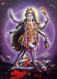 MahaKali (via All izz We)
