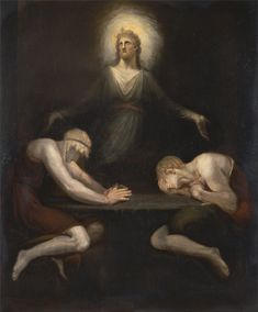 File:Henry Fuseli - Christ Disappearing at Emmaus - Google Art Project.jpg